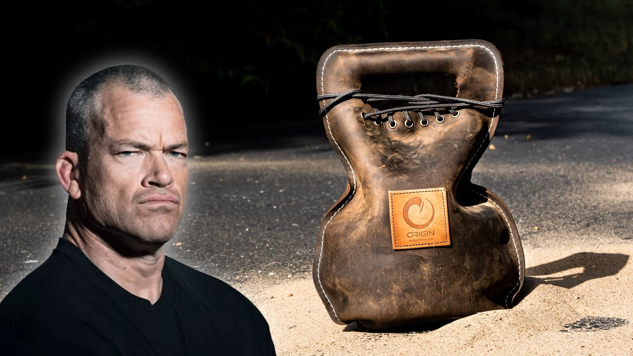 Jocko Willink's Leather Kettlebell. A Review.