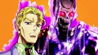 JoJo's Bizarre Adventure - Kira Killer Queen   Explained Feat. JohneAwesome
