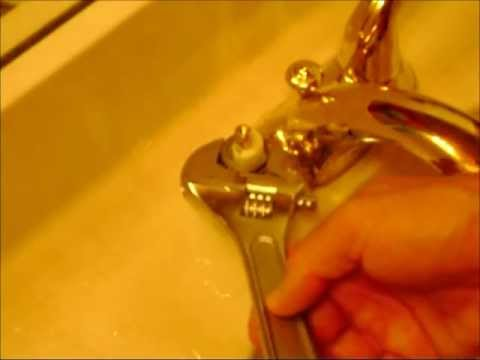 How To Fix Delta Faucet Leaking From Handle - YouTube