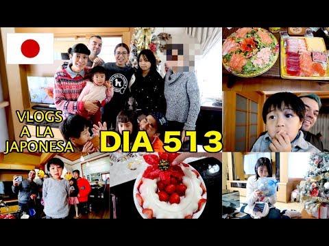 Navidad a la Japonesa, Recalentado + Llegó Santa JAPON - Ruthi San ♡ 24/25-12-17