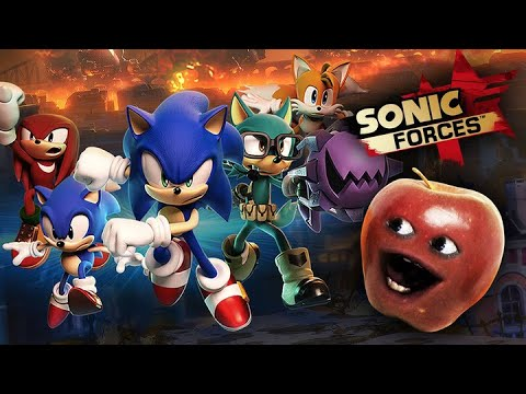 Little Apple plays SONIC FORCES!! |