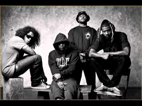 U.O.E.N.O. (Remix) - Black Hippy (Kendrick Lamar, ScHoolboy Q, Jay Rock &