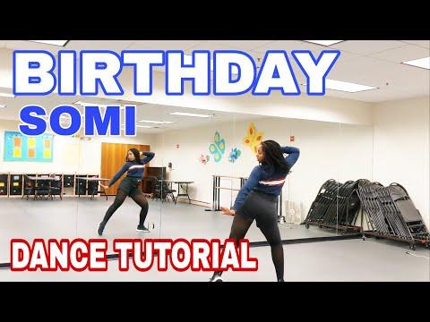 Somi 'Birthday' - Dance Tutorial Pt.1