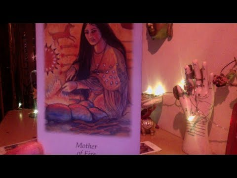 Capricorns, accept the things you can't change & courage to change what you can Tarot July 2017
