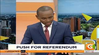 NEWS REVIEW | Push for referendum