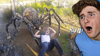 The Scariest Animals That ACTUALLY EXIST..