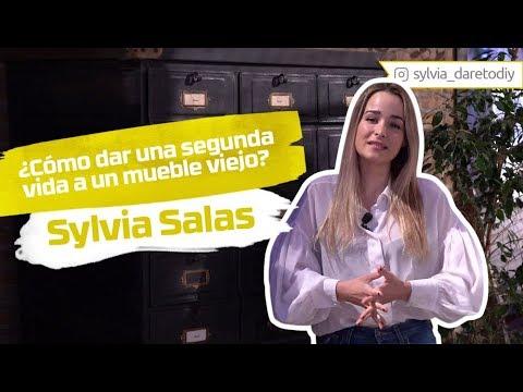 Cómo dar una segunda vida a un mueble viejo | Sylvia Salas