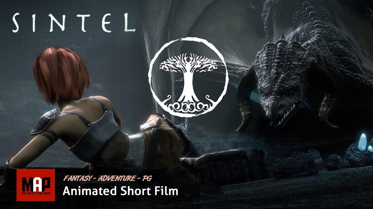 Fantasy Adventure CGI 3d Animated Short Film ** SINTEL ** Animation by the Blender Foundation