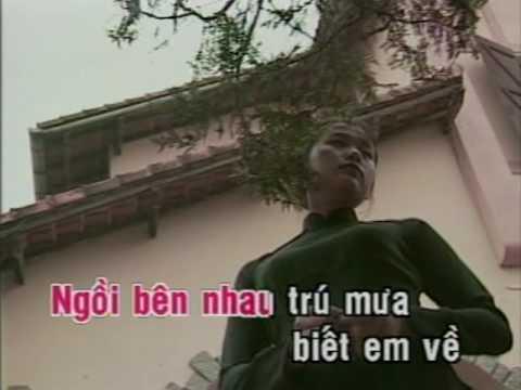 Vietnamese Karaoke Song  Chut Ky Niem Buon  Quynh Huong