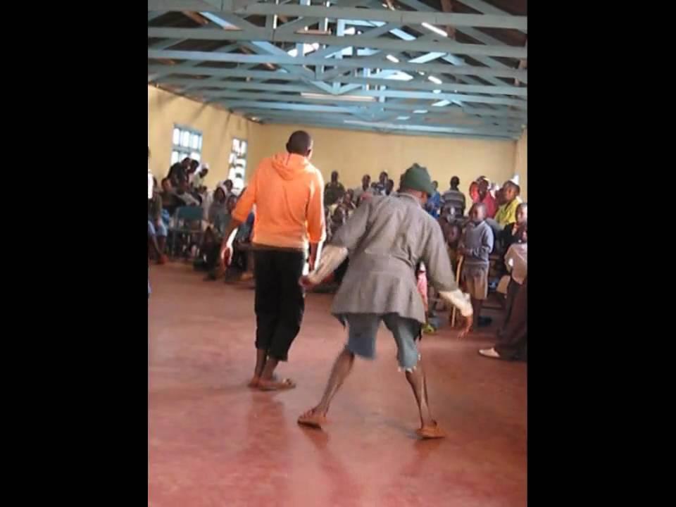 Download David & Samwell Dancing