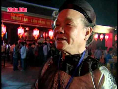 Triển lãm - liên hoan Thư pháp Thăng Long - Hà Nội 2010