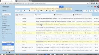 Guardar Correos De Gmail O Descargar Algunos Emails De Gmail Para Liberar Espacio