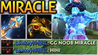 Miracle- Dota 2 [Storm Spirit] WTF is This Noob Dude!