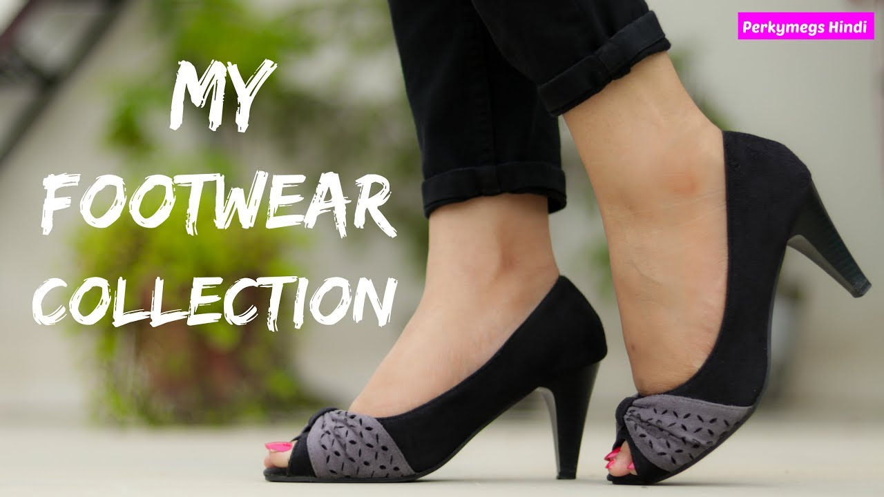 Footwear collection perkymegs
