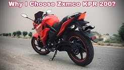 Why I Choose Zxmco KPR 200cc?