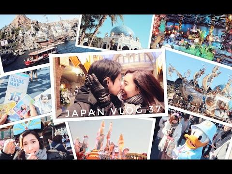 JAPAN VLOG: INSIDE LOOK OF TOKYO DISNEY SEA!