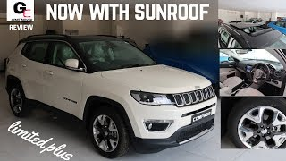 2018 Jeep Compass Limited Plus | sunroof | detailed review | features | specs | price !!!!