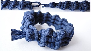 Download How To Make The Ocean Waves Diamond Knot And Loop Without