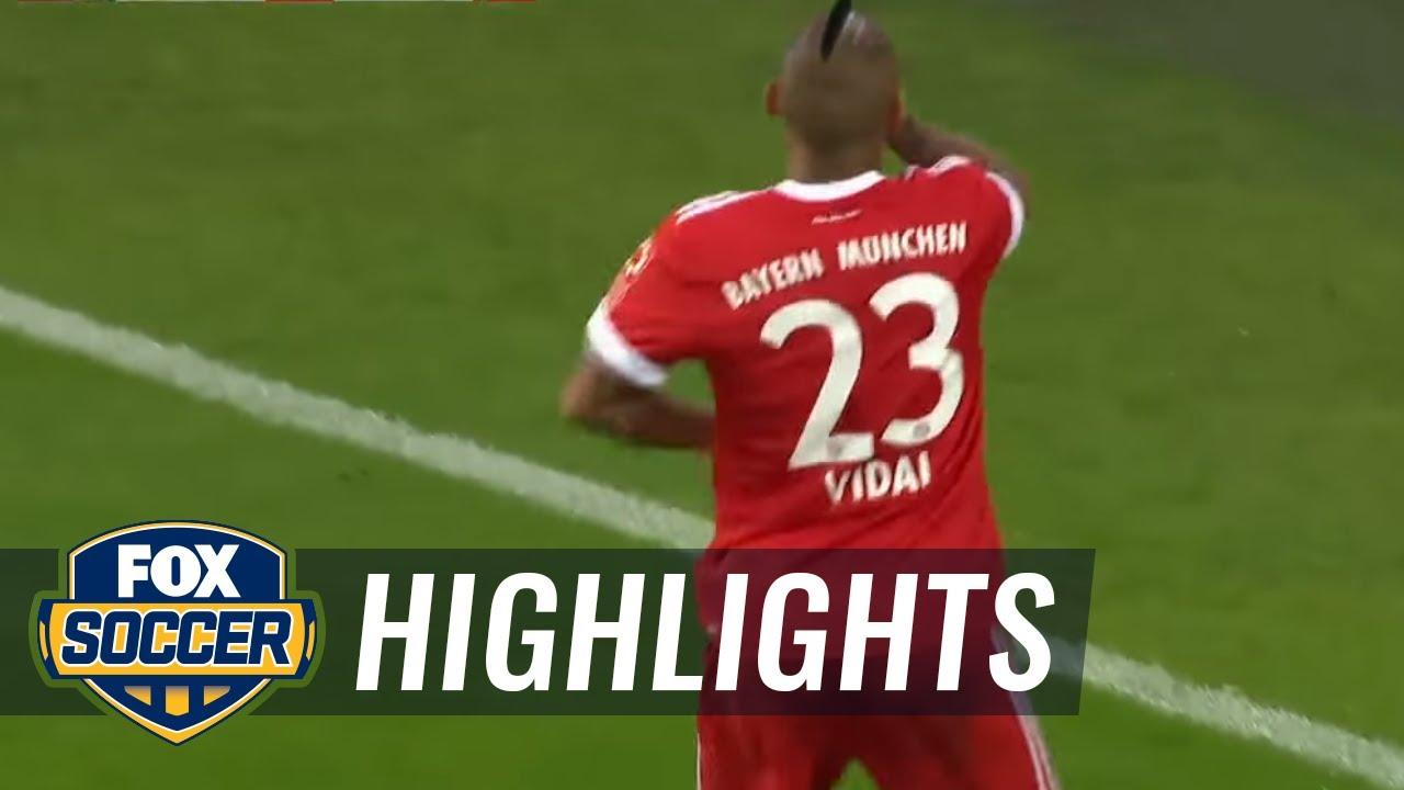 arturo-vidal-goal-makes-it-3-0-for-bayern-vs-schalke-2017-18-bundesliga-highlights