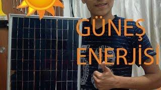 Solar Panel Yapımı MP3