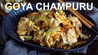 How To Make Goya Champuru (Recipe)