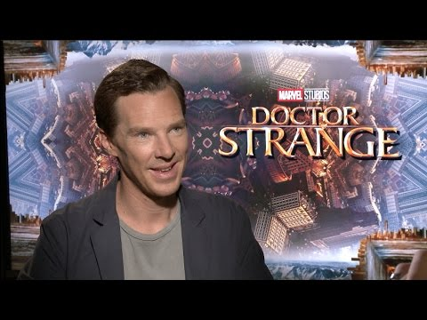 DOCTOR STRANGE interviews - Benedict Cumberbatch, Mads Mikkelsen, Scott Derrickson, Benedict Wong