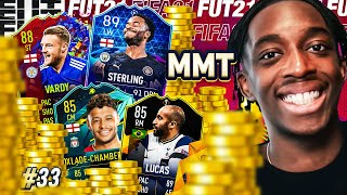 2 MILLION COINS SPENT ON NEW ADDITIONS! RB VARDY AND TOTGS STERLING! S2 - MMT #33