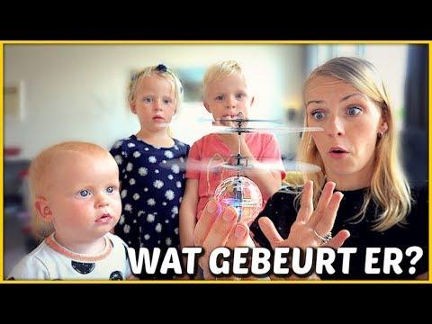 DEZE HELiBALL DOET RAAR! 😲   Bellinga Familie Vloggers #1418