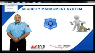 Security Guard Management Software | Security Services India