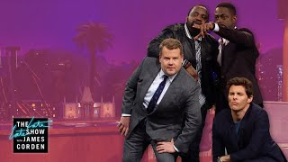 The Next Big Boy Band: Brown, Henry, Marsden & Corden