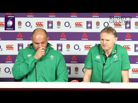 Press Conference: Joe Schmidt and Rory Best after Grand Slam success | NatWest 6 Nations
