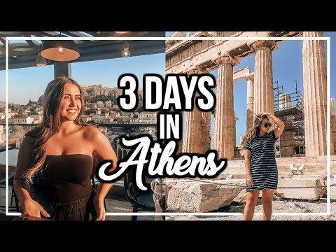 I'M BACK!!! Athens, Greece!