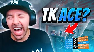 The Easiest Way T๐ TK Ace In Rainbow Six Siege!