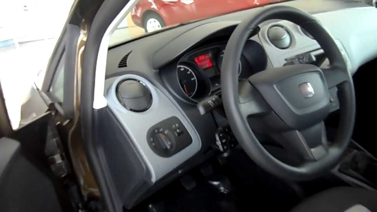 2012 Seat Ibiza Review Exterior and Interior  YouTube