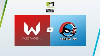 WGS vs Team CC ㅣ2021 컨텐더스 코리아 …