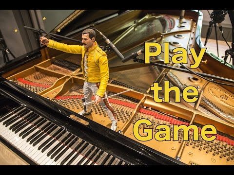QUEEN - Play the Game -  Secret Piano Cover