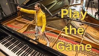 QUEEN - Play the Game - (HD/HQ Secret Piano Cover)