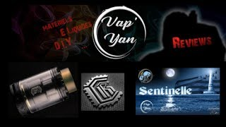 "Gambar cover Reload RTA ""Reload Vapor USA"" / Sentinelle by ""Cloud's Of LOLO""  (FR)"