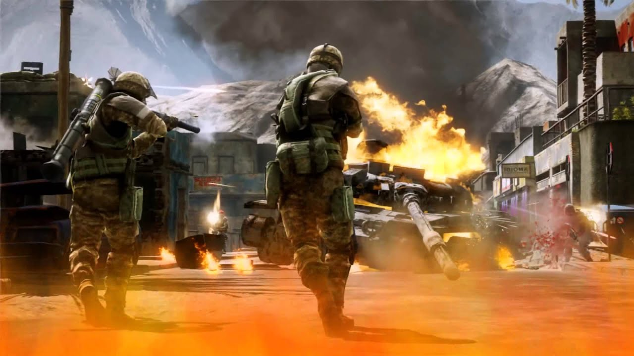 Battlefield screensavers animation wallpapers - Battlefield screensaver ...