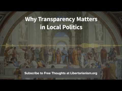 Ep. 76: Why Transparency Matters in Local Politics (with Kevin Glass)