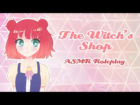 ✰ Gentle Witch Roleplay ✰ [Magical ASMR]