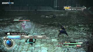 Final Fantasy XIII-2 - Demo Gameplay Highlights (Full HD 1080p)