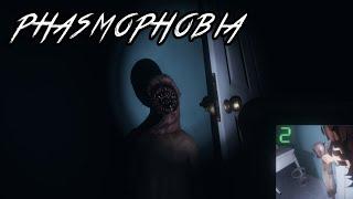 Si te muerde, estás perdidx - Phasmophobia BETA - Gameplay Español