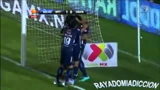 MTY VS PUMAS 3-0 2013 (NARRACION **EL MISTER GZZ**)