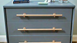 Make Diy Drawer Pulls Or Handles - Diy Home - Guidecentral
