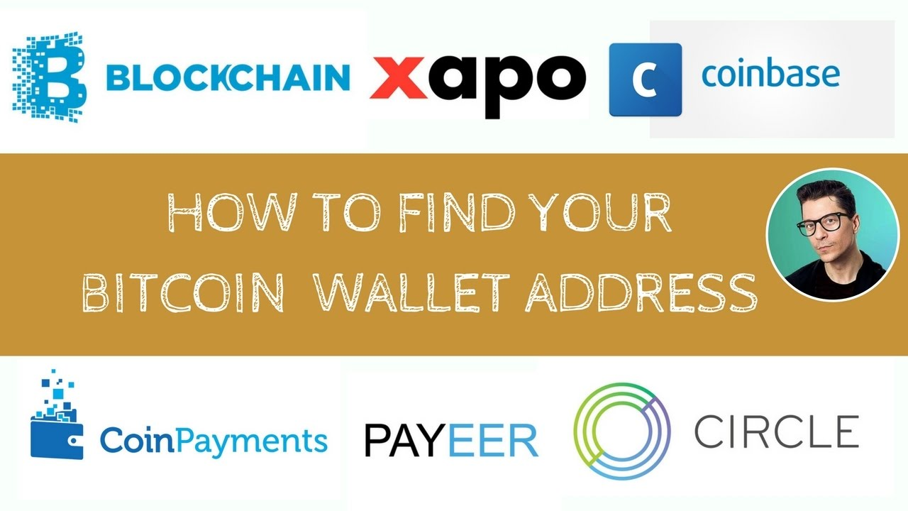 Find your bitcoin wallet address xapo coinbase circle find your bitcoin wallet address xapo coinbase circle blockchain coinpayments payeer youtube ccuart Images