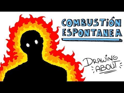 COMBUSTIÓN ESPONTÁNEA 💥 🔥 | Drawing About