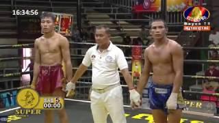 វឿន សាវិន Vs សុខ សុវណ្ណ, Bayon TV Boxing, 19/May/2018 | Khmer Boxing Highlights