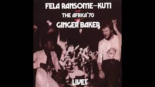 Fela Kuti - Black Man's Cry (feat. Ginger Baker) [Live] (Edit) (Official Audio)