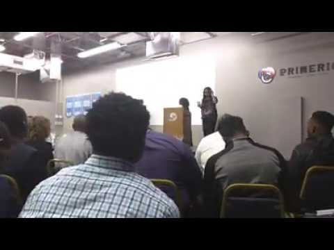 Kisha and aaron explain financial house part 1